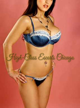 Top escort agencies in Chicago offer gorgeous girls like her